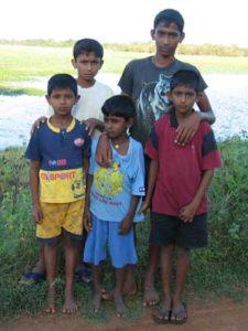 Indische-Kinder