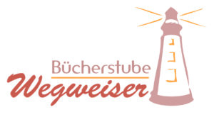 Logo Wegweiser corbel u. Brush script Text